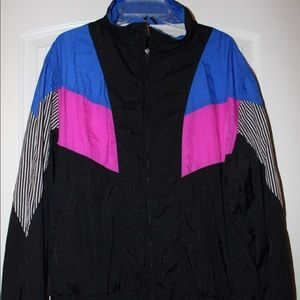 vintage looking wind breaker